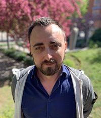 David Tanentsapf, Creative Director